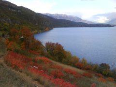 les 4 saisons autour du lac 150
